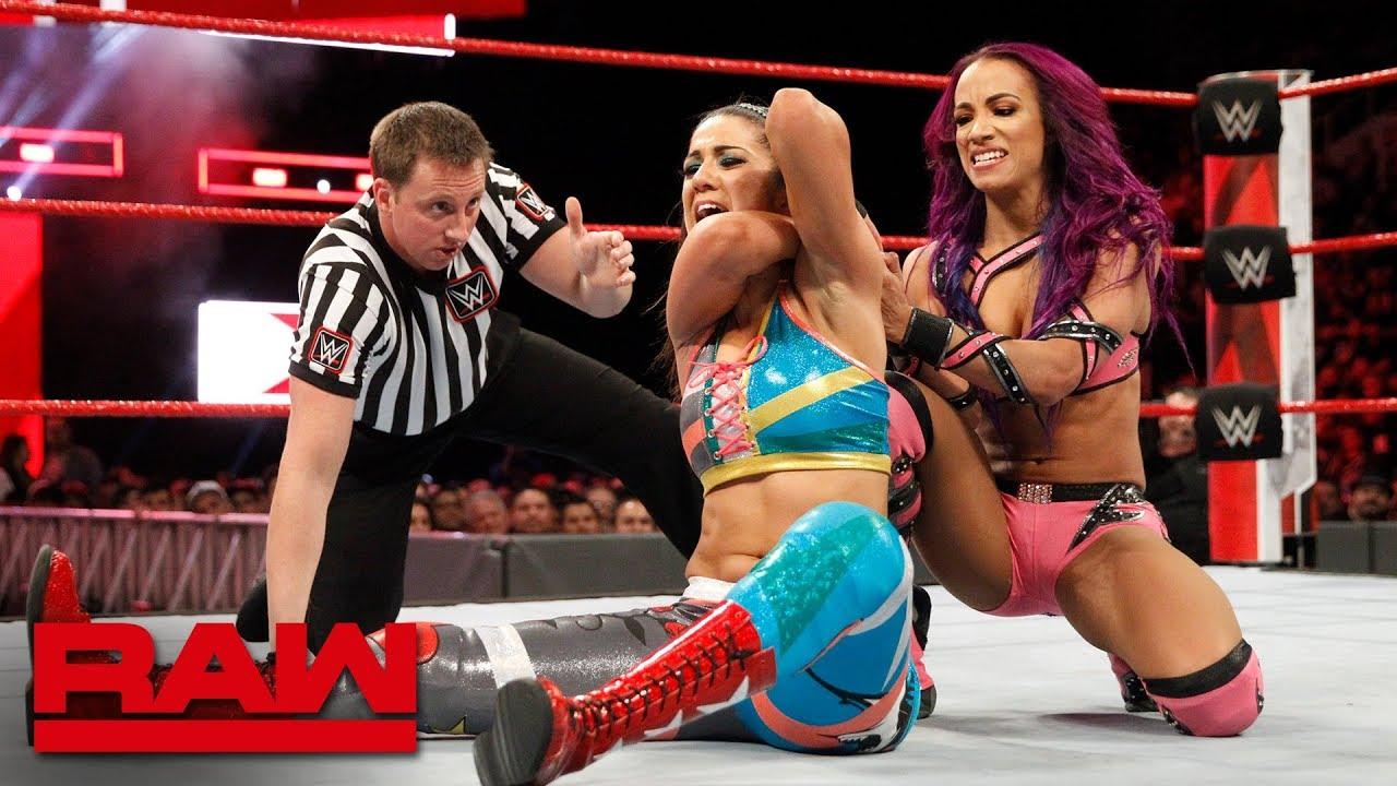 WWE: Bayley believes her slow burning feud with Sasha Banks is great - Bayley