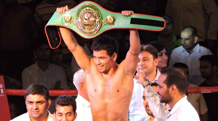 Boxing: 'Hindusthani Yodha' Neeraj Goyat wins WBC's Asia Boxer of the Year award - neeraj goyat