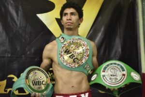 Boxing: Rey Vargas ready to defend his title against Azat Hovhannisyan - Vargas