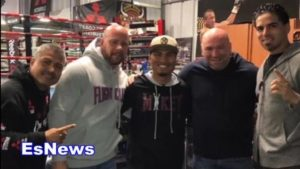 Boxing: Dana White reportedly close to signing Mikey Garcia to Zuffa Boxing - Dana
