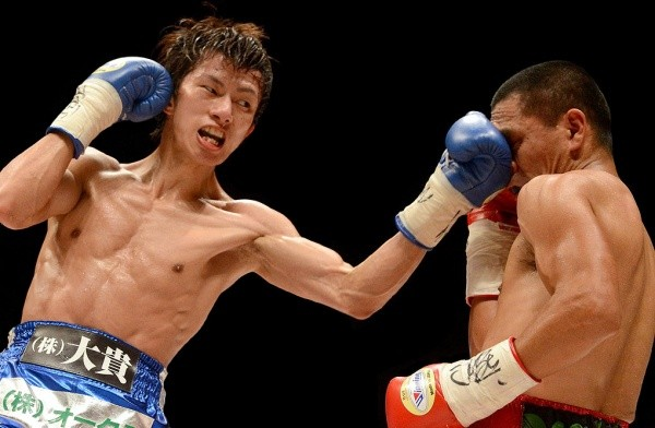 Boxing: Hekkie Budler beats Ryoichi Taguchi via unanimous decision - Taguchi