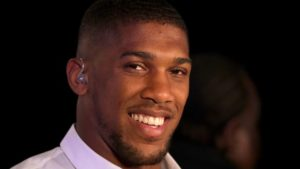 Boxing: Manchester United's home turf Old Trafford is potential venue for Anthony Joshua's next fight - Joshua