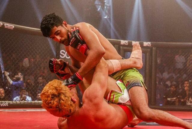 Indian MMA: Sumeet Khade announces return date, will fight in ACB - Sumeet Khade