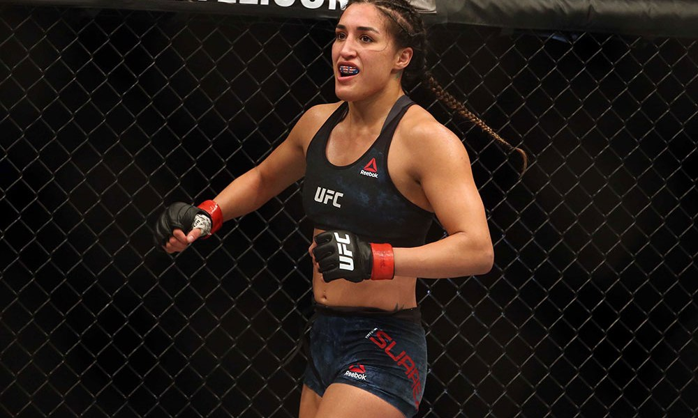 UFC Fight Night 129 Results: Suarez Submits Alexa in Round 1, Calls for Facing Another Ranked Fighter -