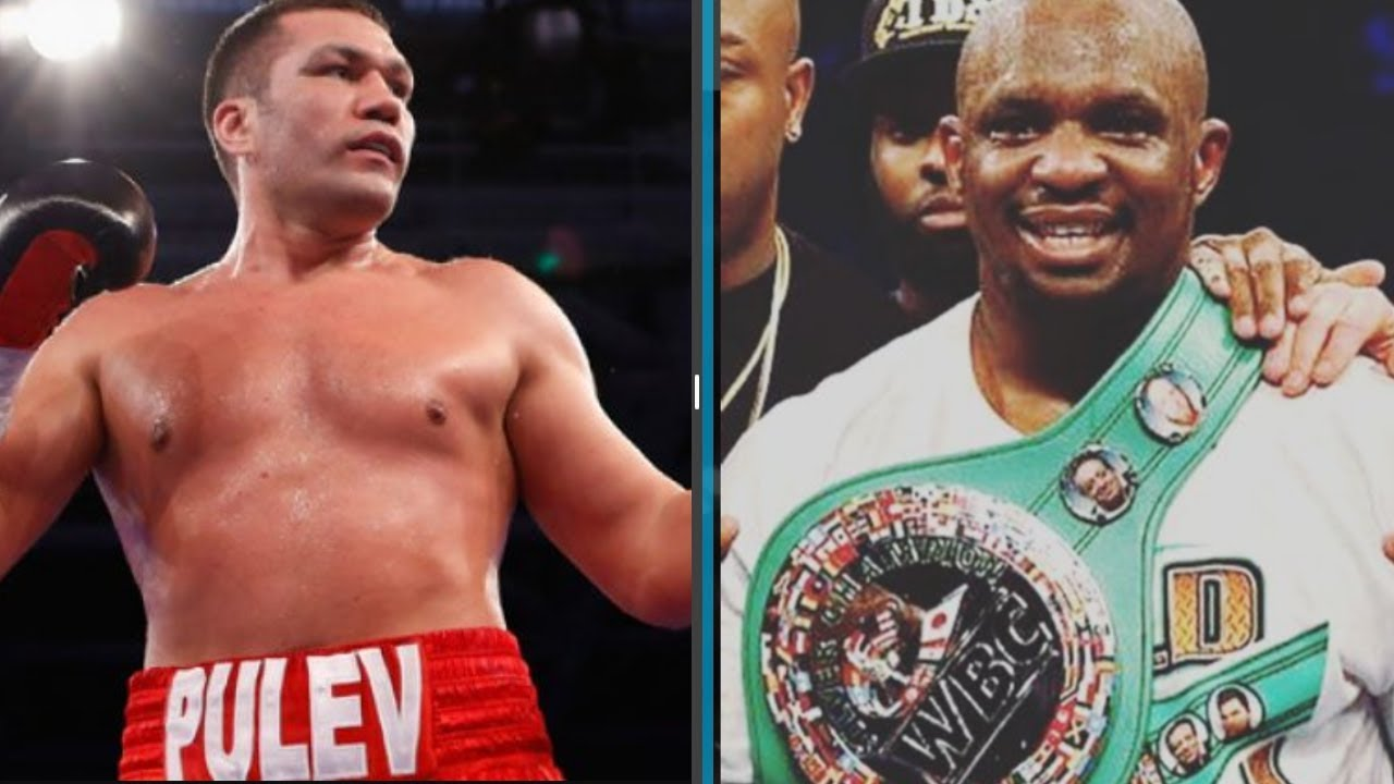 Boxing: Dillian Whyte vs Kubrat Pulev targeted for August in Sofia,Bulgaria - Bulgaria