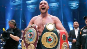 Boxing: Tyson Fury will make his comeback against Sefer Seferi on 9th June in Manchester - Tyson Fury