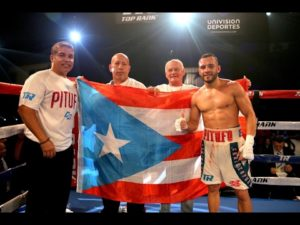 Boxing: Christopher Diaz in line for a world title shot - Diaz