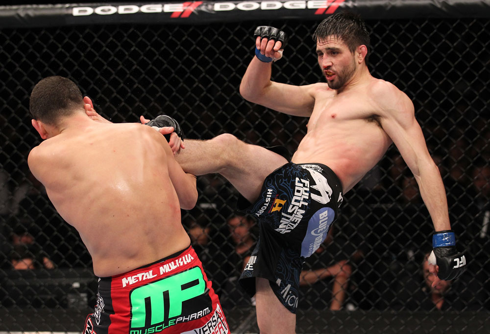 UFC: Carlos Condit not retiring; wants to return later this year - carlos condit