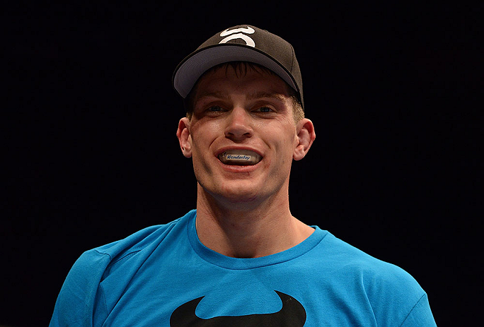 UFC: Stephen Thompson slams UFC politics and fake belts - Stephen Thompson