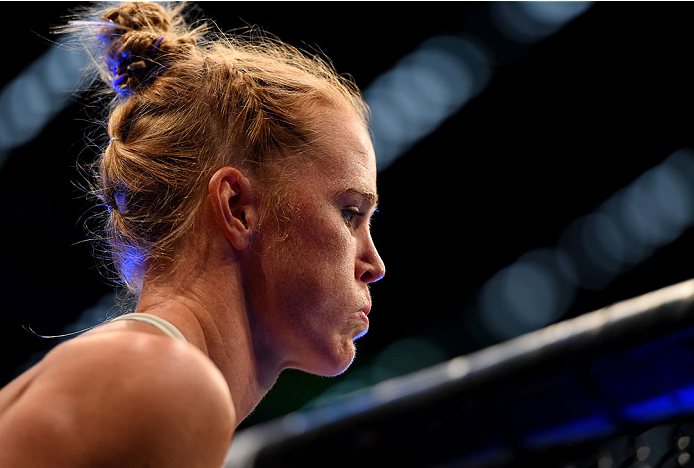 UFC: Holly Holm and Megan Anderson gets main card slot at UFC 225, Overeem vs. Blaydes dropped to prelims - Holly Holm