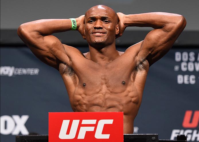 UFC: Kamaru Usman reveals that he broke both his hands at UFC Chile - Kamaru Usman