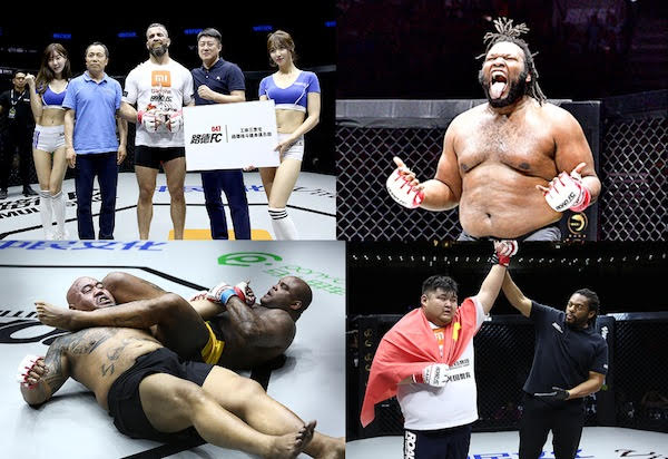 ROAD FC 047 MAKES A SUCCESSFUL RETURN TO BEIJING, CHINA  FOUR WINNERS PROGRESS IN THE OPENWEIGHT GRAND PRIX  GABI GARCIA NOTCHES ANOTHER DOMINANT VICTORY -