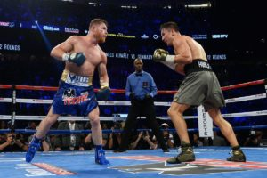 "Boxing: Tom Loefller says, ""We'll see"" on Canelo vs GGG rematch - Canelo"