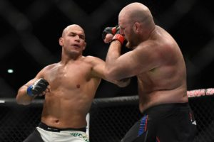 UFC: Junior Dos Santos vs. Blagoy Ivanov set to headline UFC Fight Night 133 - Junior Dos Santos