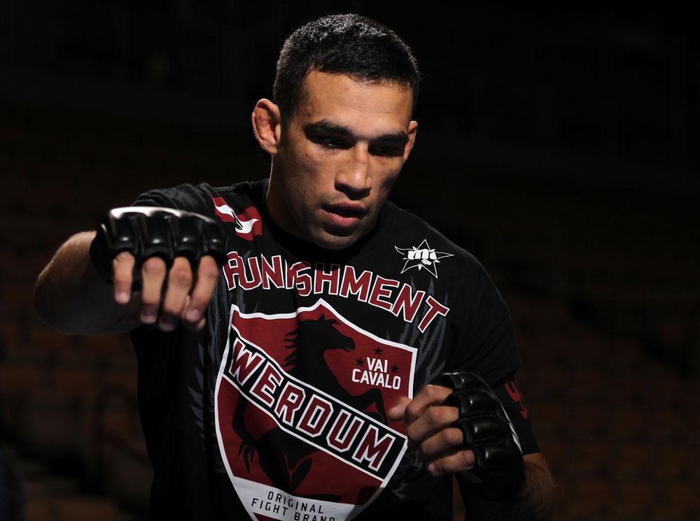 UFC: Fabricio Werdum releases statement about failed USADA test - Fabricio Werdum