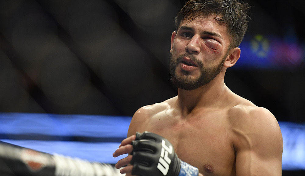 UFC: Yair Rodriguez has been cut from the UFC for refusing to fight Zabit Magomedsharipov - Yair