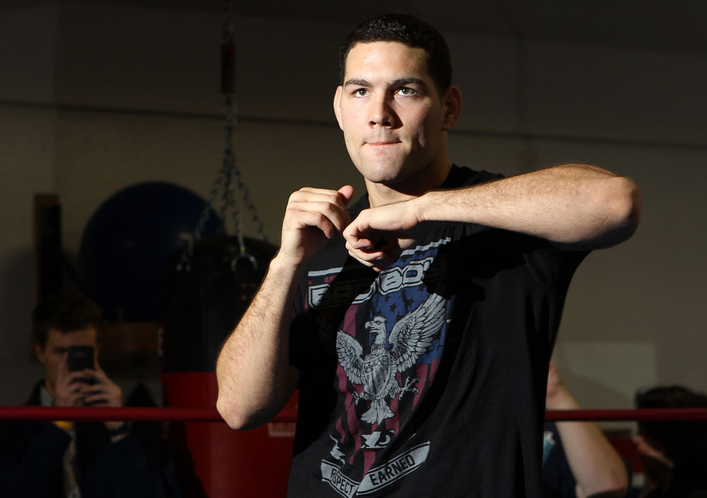 UFC: Chris Weidman wants title shot, says he is the most decorated middleweight - Chris Weidman