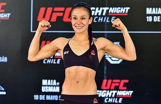 UFC : Alexa Grasso vs. Angela Hill added to UFC Fight Night 135 in Lincoln - Alexa Grasso