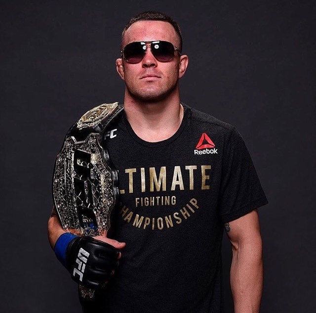 Colby Covington Sends Out Greetings To Donald Trump On His Birthday