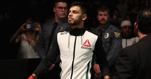 UFC: Yair Rodriguez Confirms UFC Comeback - Yair Rodriguez