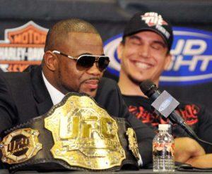 UFC: MMA India's tribute to 'Suga' Rashad Evans -