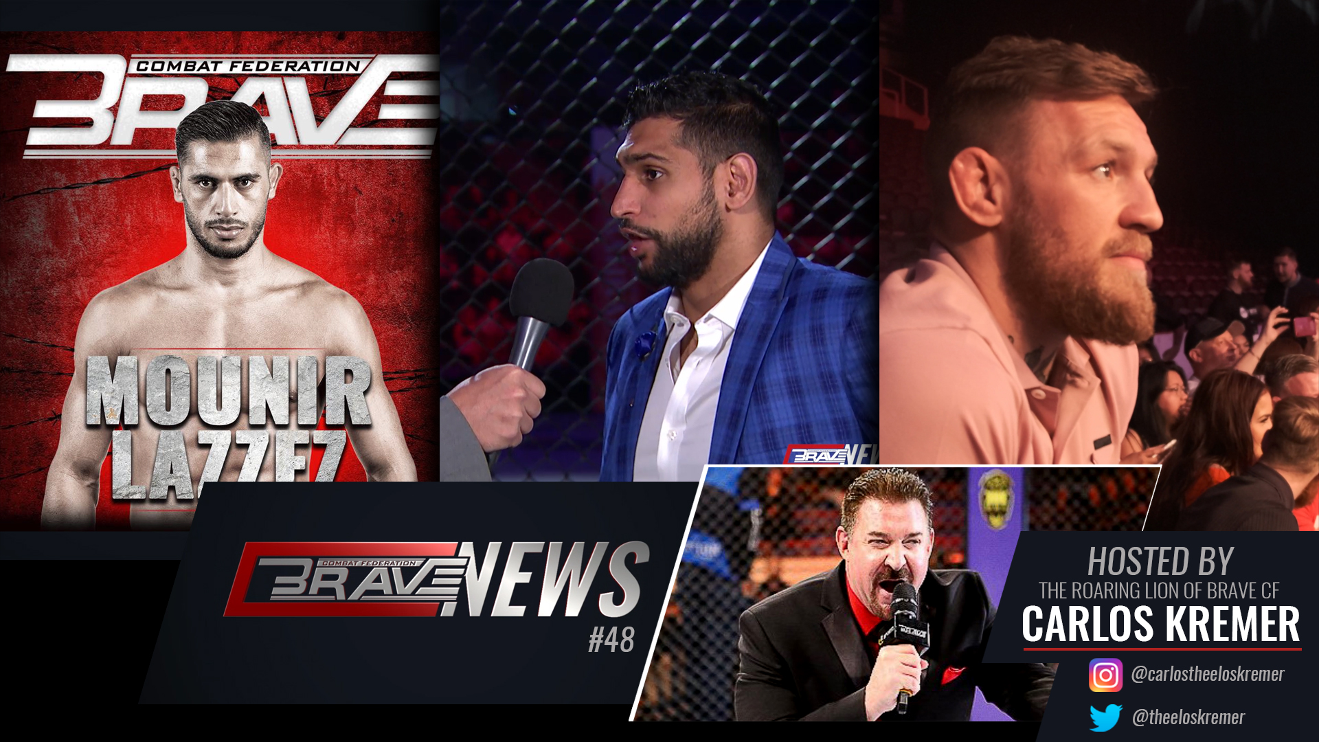 Brave News #48 - New signing announced and Brave 13 recap -