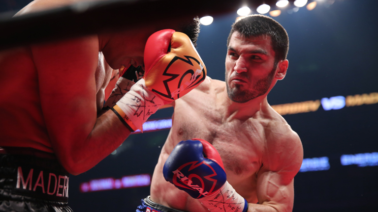 Boxing: IBF announces purse bids for Beterbiev vs Johnson - IBF