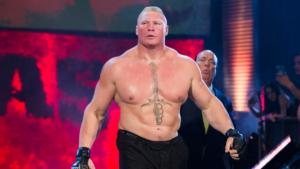 "UFC: Dana White claims Brock Lesnar is ""very interested"" in fighting Jon Jones - Brock Lesnar"