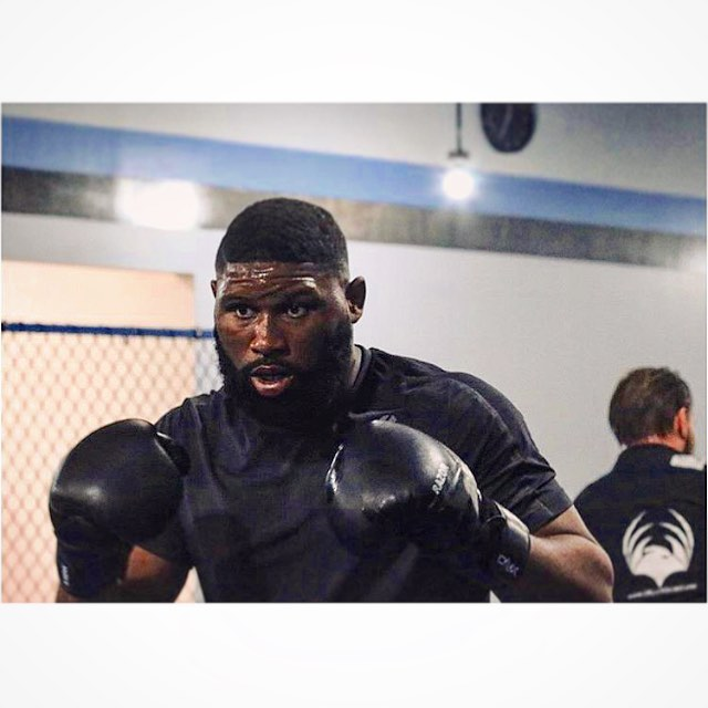 UFC: Curtis Blaydes reflects over the changes since his UFC debut - Curtis Blaydes