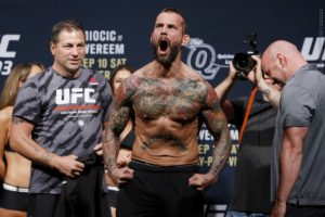 UFC: Coach Duke Roufus talks about CM Punk's progress, says he will continue with his MMA career even if he losses at UFC 225 - CM Punk