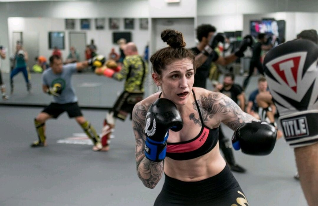 UFC: Megan Anderson thinks that she has nothing to prove at UFC 225 - Megan Anderson