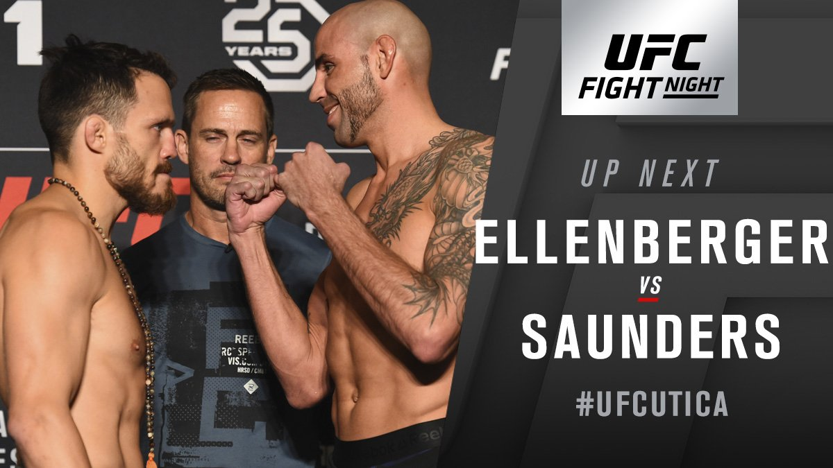 UFC Fight Night 131 Results - Killabee Stops the Juggernaut in Round 1 -