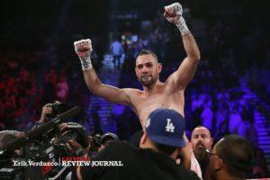 Boxing: Jose Pedraza beats Antonio Moran via unanimous decision for the WBO Latino title - Pedraza