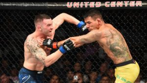 UFC: Colby Covington beats Rafael dos Anjos to secure interim UFC welterweight title - Colby