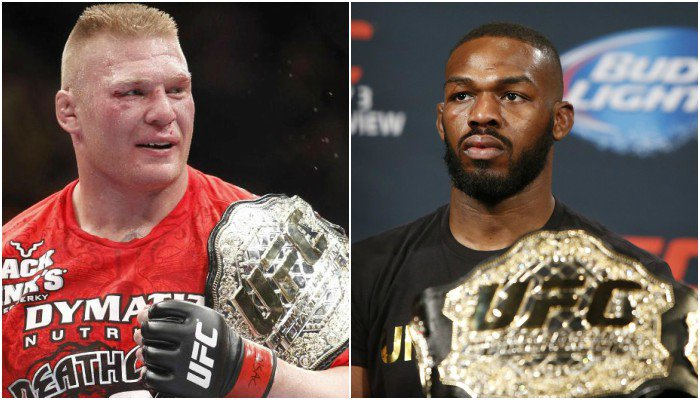 UFC: Jon Jones says that he will have upper hand in muscle endurance against Brock Lesnar - Jones