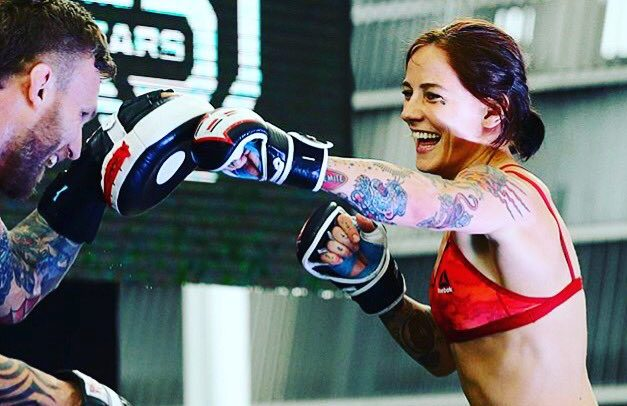 UFC: Jessica Rose-Clark happy about how the MMA community received her comments on Greg Hardy - Jessica Rose-Clark