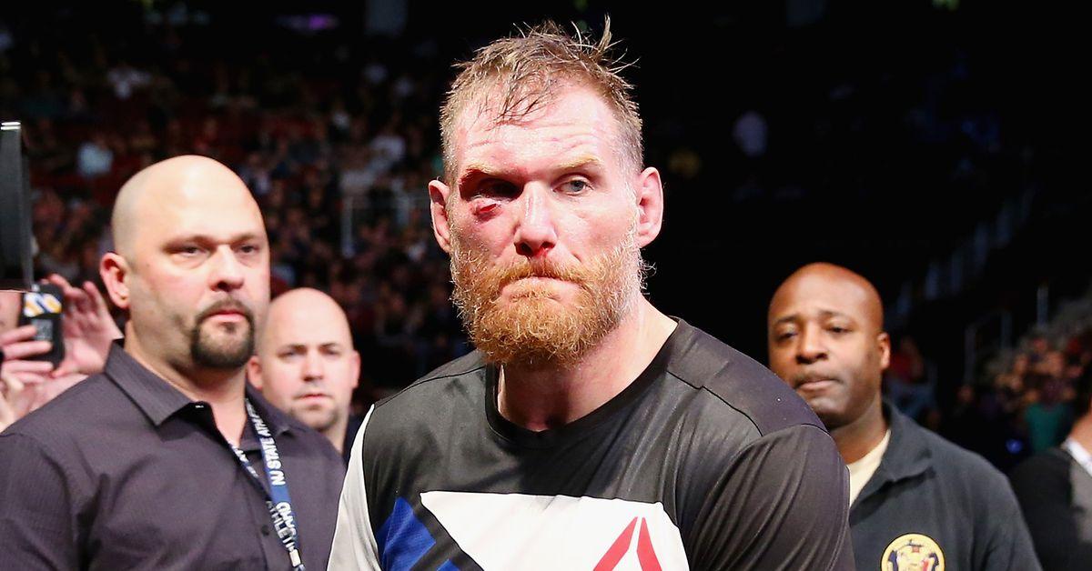 UFC: Veteran heavyweight Josh Barnett has been released by the UFC - Josh Barnett