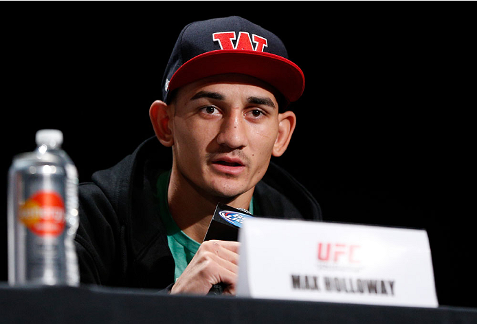 UFC: Featherweight champion Max Holloway releases new T-shirt  ahead of UFC 226 - max hollow