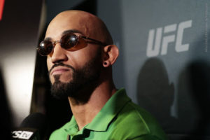 UFC: Mike Jackson and Bellator's Aaron Chalmers exchange words over a potential fight - Aaron Chalmers