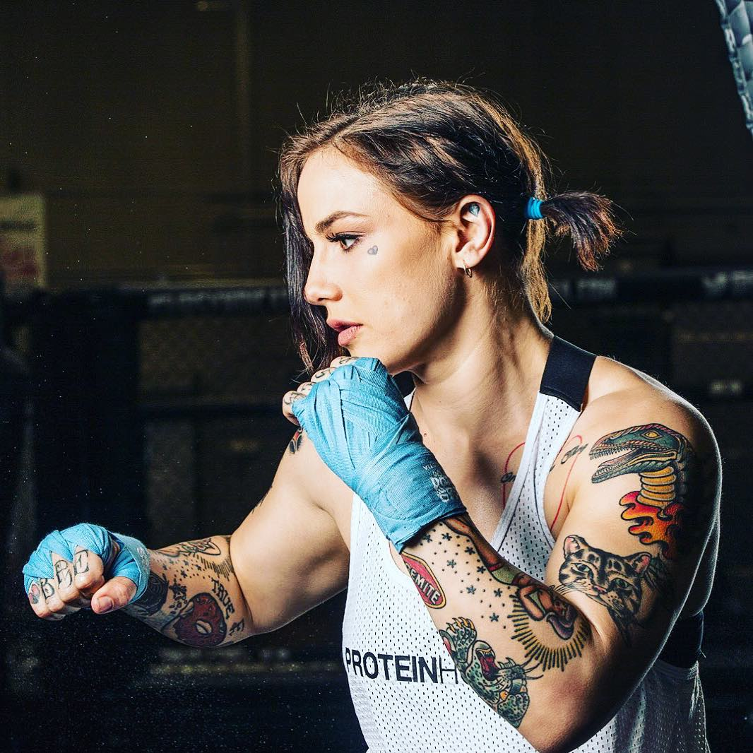 UFC : Jessica Rose Clark says her mind wasn't catching up with her body, plans to release a YouTube video on it - Jessica rose clark