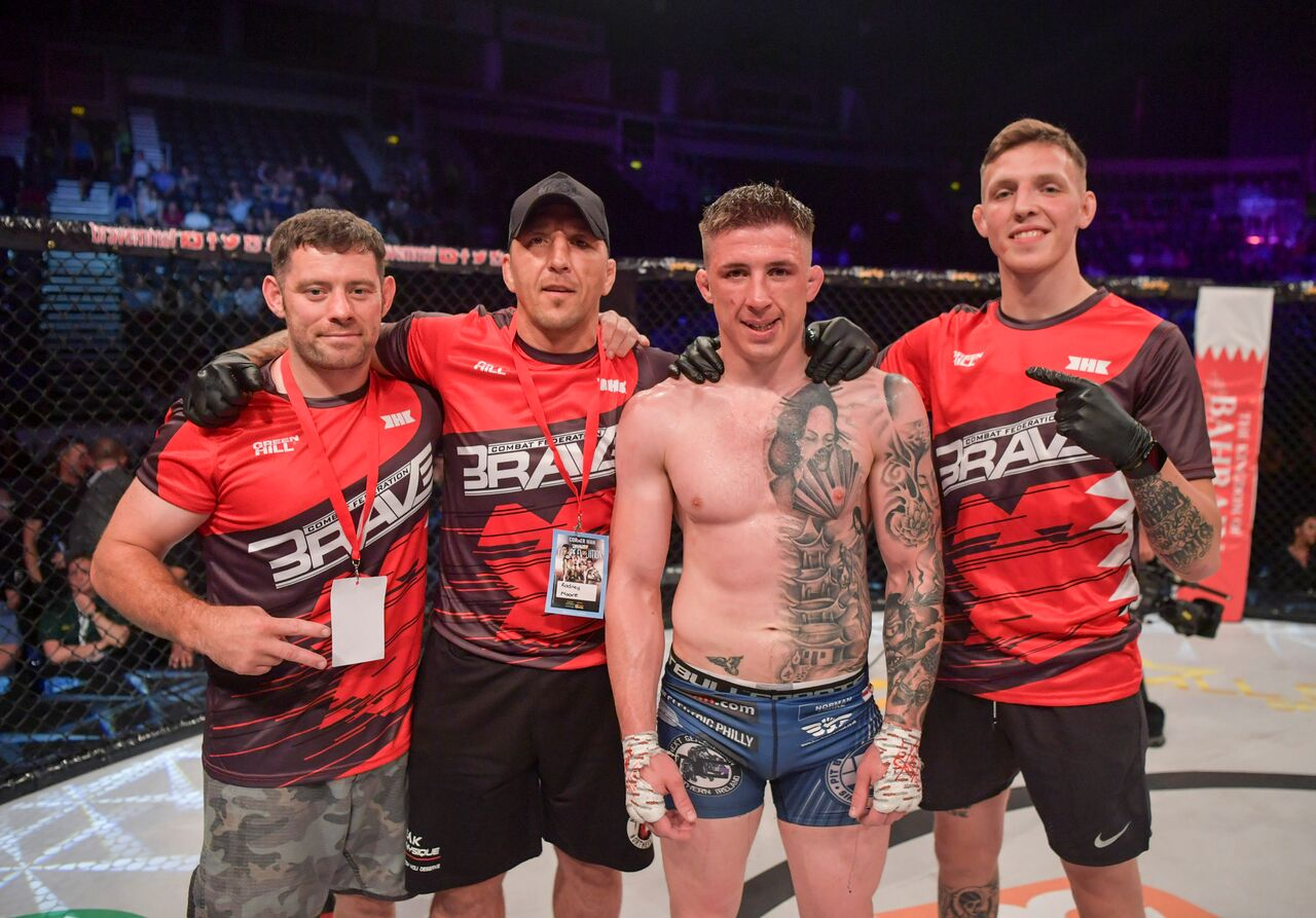 Norman Parke calls out Lucas Mineiro again - norman parke