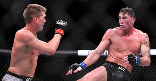 UFC: Darren Till claims the result will be the same if he fights Stephen Thompson in America - Darren Till