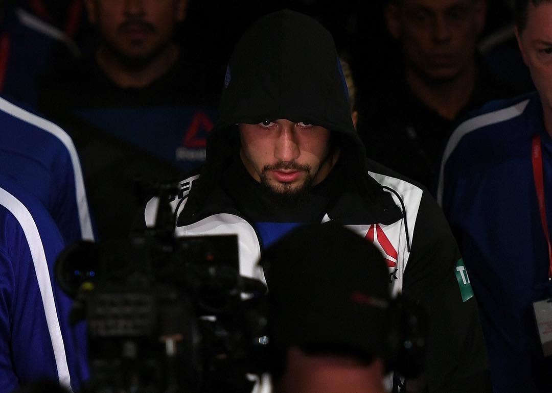 UFC : Robert Whittaker says he will be back to work soon - Robert Whittake
