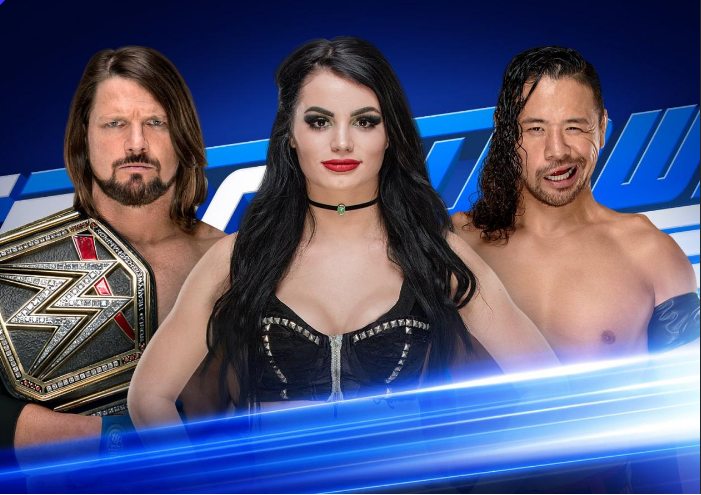 What to expect on SmackDown LIVE: 5/6/2018 - SmackDown