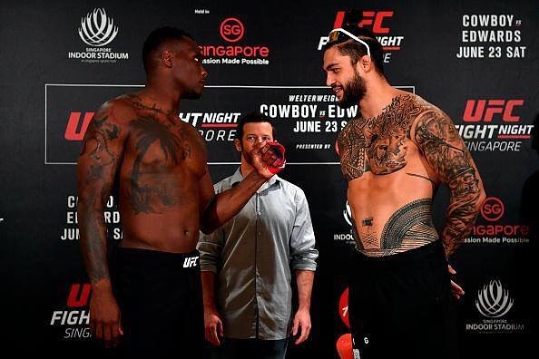 UFC : Tyson Pedro feels he is still not at his full potential, will be champ in time -
