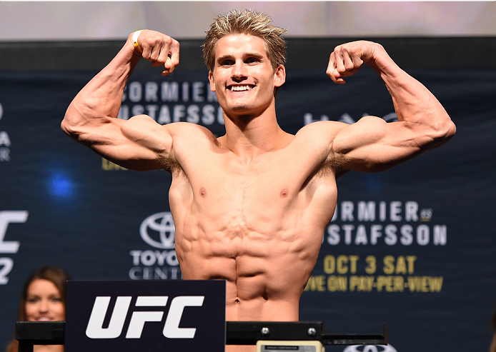 UFC: Sage Northcutt backs CM Punk, speaks highly of the former WWE champion - Sage Northcutt