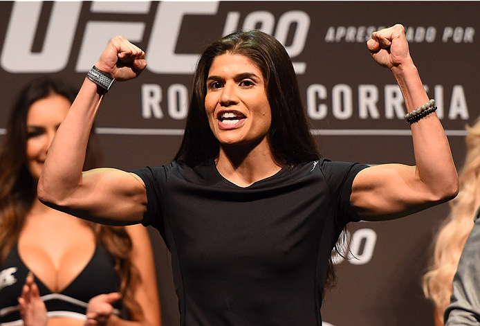 UFC: NYSAC reveals why they pulled Jessica Aguilar from UFC Utica - Jessica Aguilar
