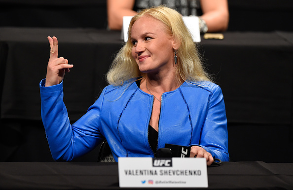 UFC: Valentina Shevchenko goes after Nico Montano, pulls out Conor McGregor comparison - Valentina Shevchenko
