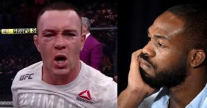 UFC: Colby Covington burns Jon Jones - 'F*ck Jon Jones. He's buried himself.' - colby covington