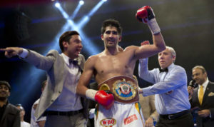 Boxing: Vijender Singh to fight Lee Markham on July 13 at York Hall - Singh